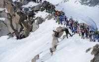 Prezes o bieganiu zimą :D Relacja Adamello Ski Raid