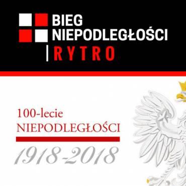 Cz.I ZAPISY! VI Bieg Niepodległości w Rytrze 11.11.2018 r.