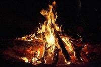 Cz. IX ROB-SEB Sponsorem ogniska podczasu VI Biegu Niepodległości w Rytrze! Dziękujemy gorąco ;)