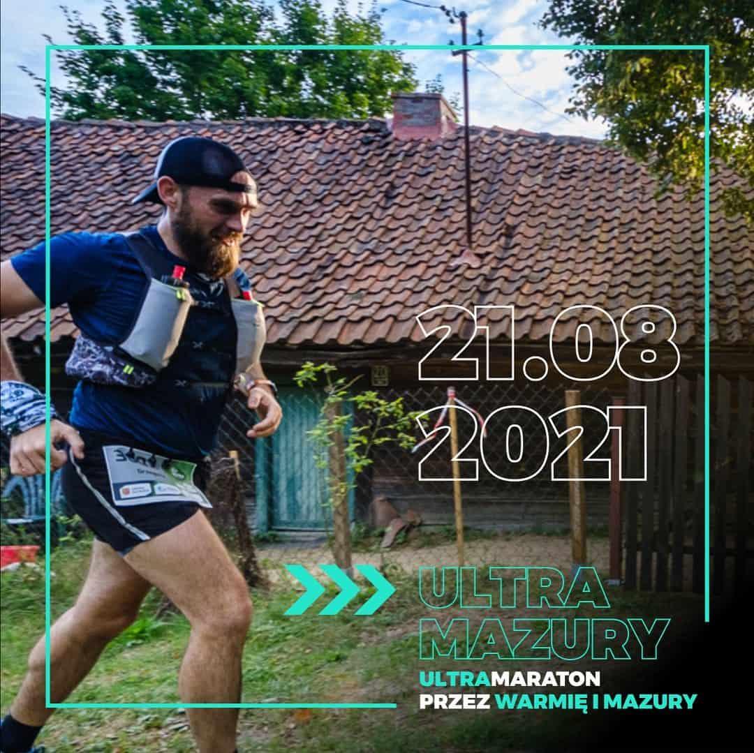 Wakacyjny wyjazd na ULTRA MAZURY 2021